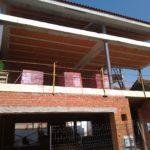 Construcción casas rústicas